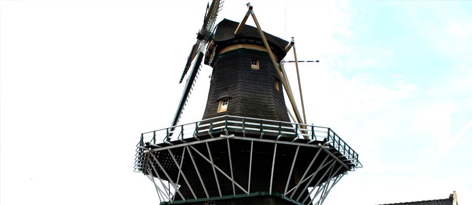 De Noordman molen aan de Haagweg