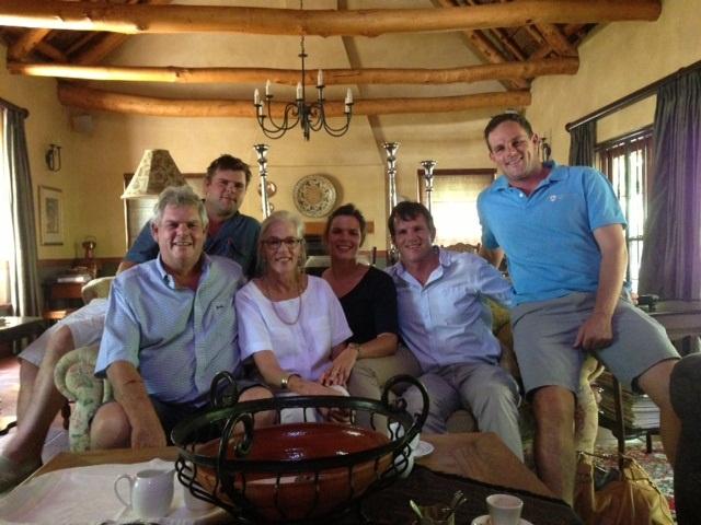 Een familieverhaal van wijnstok tot wijn.
