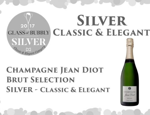 Champagne Jean Diot Brut Selection – Silver Classic & Elegant
