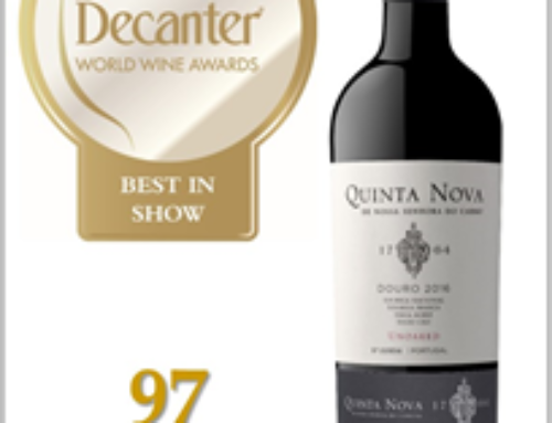 Best in Show – Decanter Wine Awards 2018