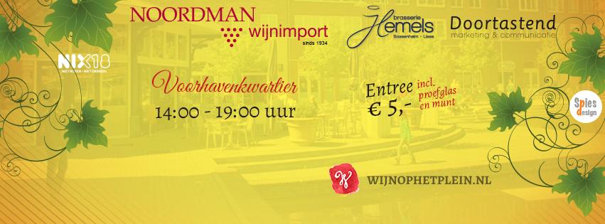 Noordman Wijnimport - Wijn op het plein