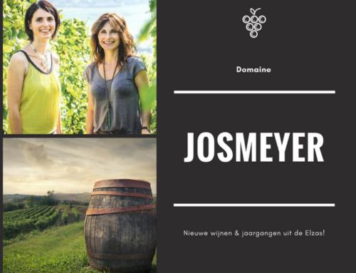Nieuwe jaargangen & wijnen uit de Elzas!