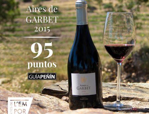 Aires de Garbet 95 punten!