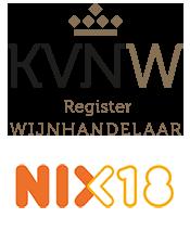Noordman Wijnimport - kvnw register wijnhandelaar - NIX18