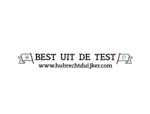 Beste uit de test Hubrecht Duijker!