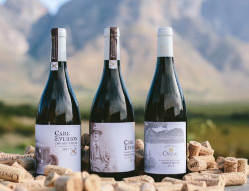 Nieuw de wijnen van Opstal uit Zuid-Afrika